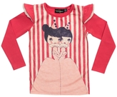 Rock Your Baby Twin Clowns Top