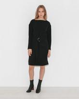 Nomia Belted Pocket Dress