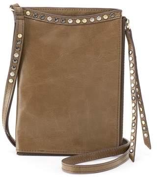 Hobo Moxie Studded Cellphone Holder & Wallet Crossbody
