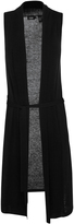 Oxford Karolina Long Cardigan Blk X