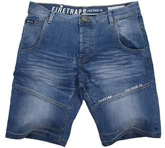 Firetrap Men's Corry Shorts,(Size: Large)