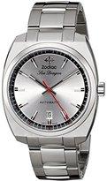 Zodiac Heritage Men's ZO9900 Sea Dragon Analog Display Swiss Automatic Silver Watch