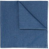 Brunello Cucinelli Cotton-Chambray Pocket Square