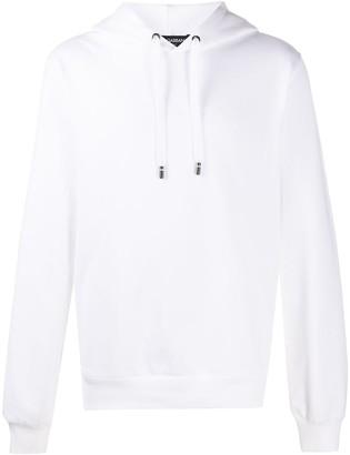 Dolce & Gabbana Embroidered Logo Hooded Sweatshirt