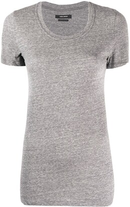 Isabel Marant fitted T-shirt