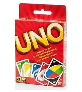 Games (Bs) Uno Original Card Game