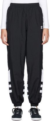 adidas Black Big Logo Track Pants