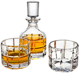 Godinger Radius Stack Decanter Set (3 PC)