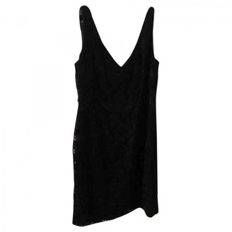 Theia Black Dress for Women