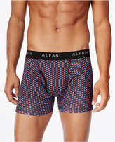 Alfani Men's 4-Pk. Printed Boxer Briefs, Only at Macy's