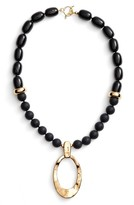 Simon Sebbag Women's Onyx Pendant Necklace