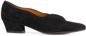 Chie Mihara Rocal suede pumps