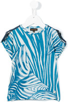 Roberto Cavalli patterned T-shirt