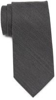 Herringbone Woven Tie