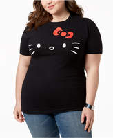 Disney Hybrid Plus Size Hello Kitty T-Shirt