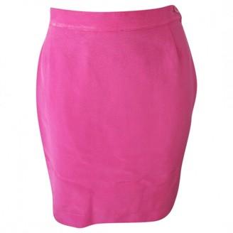 Genny Pink Skirt for Women Vintage
