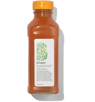 BRIOGEO Superfoods Mango and Cherry Balancing Shampoo