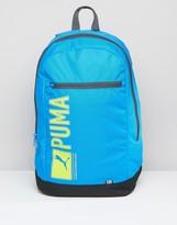 Puma Pioneer Backpack In Blue 7339110