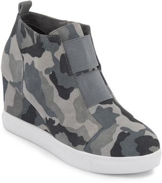 Blondo Gizella Waterproof Wedge Sneaker