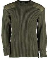 TW Kempton British Commando Sweater Woolly Pully Crew Neck