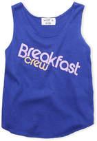 Wildfox Couture Girls 7-16) Breakfast Crew Tank