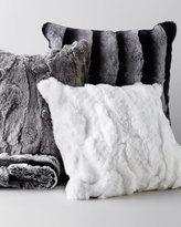 Adrienne Landau Fur Throw & Pillows