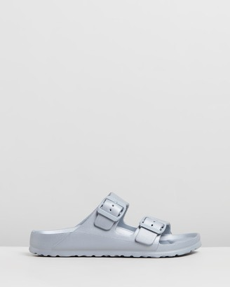 Holster Women's Silver Slides - Sundreamer - Size One Size, 10 at The Iconic