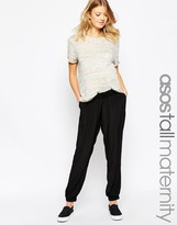 Asos TALL Pant With Elastic Cuff