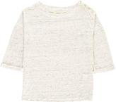 Sessun Flecked Shoulder Button Devon T-Shirt