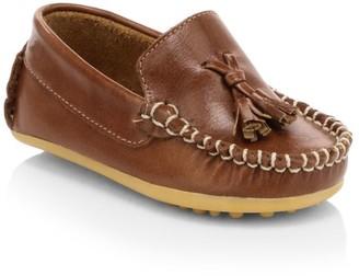 Elephantito Baby Boy's Monaco Leather Loafers