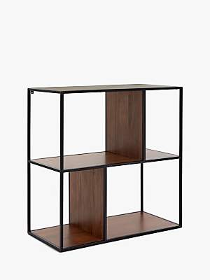 House by John Lewis Dice Wall Mounted Shelving Unit
