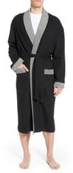Majestic International Sutherland Nova Knit Cotton Blend Robe