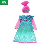 Trolls Poppy Fancy Dress Costume - 3-4 Years
