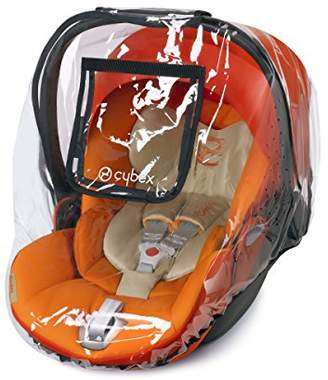 CYBEX Raincover, for CYBEX Infant Car Seats Aton and Cloud, Transparent