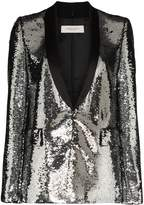 Golden Goose single-breasted sequin blazer
