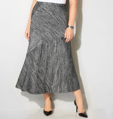 Avenue Pieced Spacedye Midi Skirt