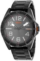 HUGO BOSS Berlin 1512999 Men's Gunmetal Stainless Steel Watch