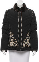 Bogner Embroidered Puffer Jacket