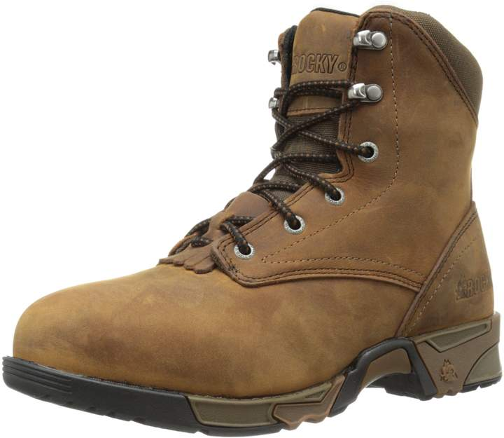Rocky Women's Lace-Up Aztec ST Work Boot
