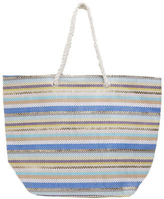 Sandler H-Coast Blue Multi Handbag