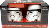 Star Wars Disney Classic Stormtrooper Sculpted Bank and Mug Set