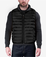 Hawke & Co. Outfitters Men's Big & Tall Reversible Puffer Vest