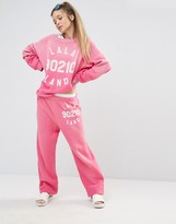 Wildfox Couture Lala Land Joggers