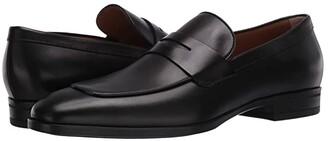 HUGO BOSS Kensington Loafer by Black) Men's Shoes