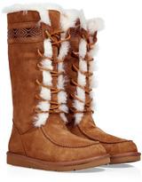 UGG Chestnut Tularosa boots