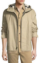 Rag & Bone Men's Tactic Hooded Zip-Up Jacket