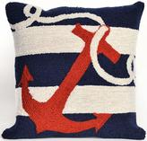 "Anchor 18"" Square Outdoor Pillow"