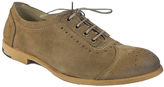 Fly London Sand Mawn Leather Oxford - Men