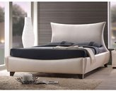 Acme Galton Pearl White Queen Bed