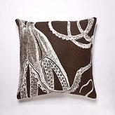 Octopus Linen Pillow